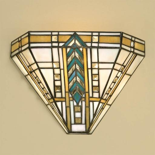 Lloyd Wall Light - Interiors 1900 Tiffany Light