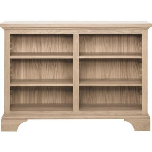 Henley 4ft Wine Rack / Bookcase - Neptune Furniture