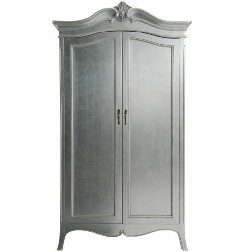 Sophia 2 Door Wardrobe - Winsor Furniture WB6WS