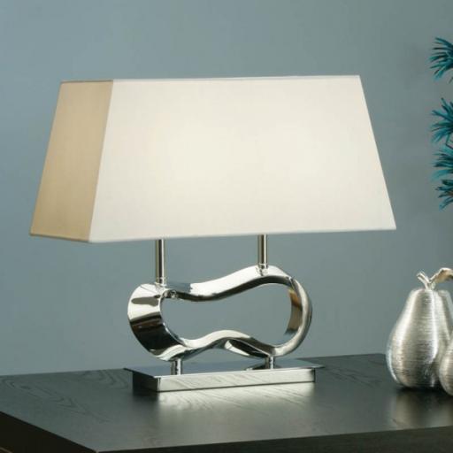 C25T2N Mobius Loop Table Lamp - New Classics Interiors 1900 Lighting