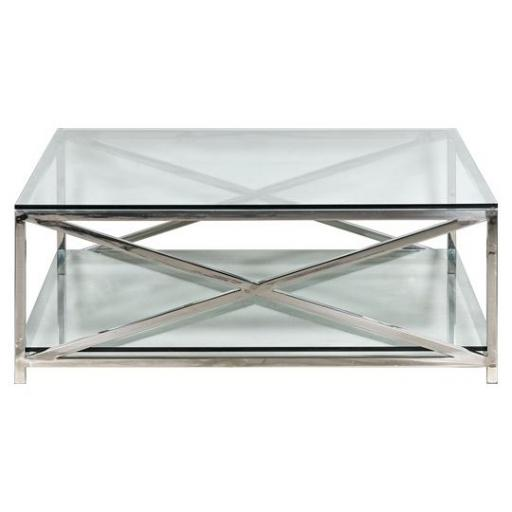 Manhattan Square Coffee Table - Neptune Home Furniture