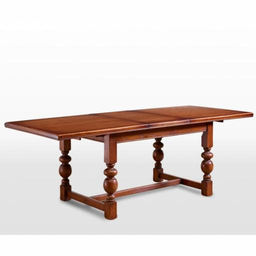 OC2926 Buckingham Dining Table - Old Charm Furniture - Wood Bros