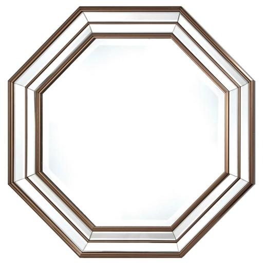Charlette Mirror HUA046 - Mindy Brownes Interiors
