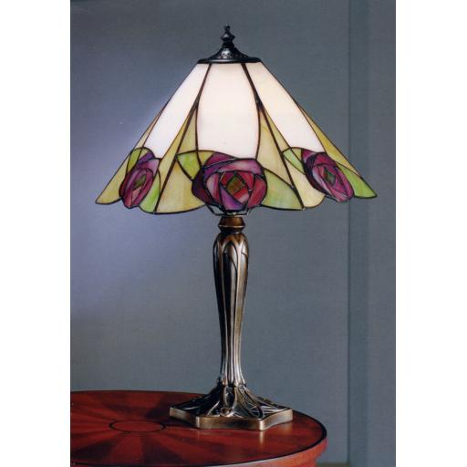 Ingram Medium Table Lamp - Interiors 1900 Tiffany Lighting
