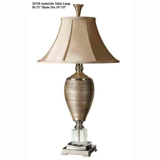 Abriella Table Lamp 26738 - Mindy Brownes Lighting