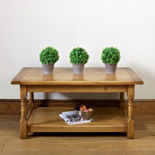 Chatsworth Coffee Table CT2901 - Old Charm Furniture