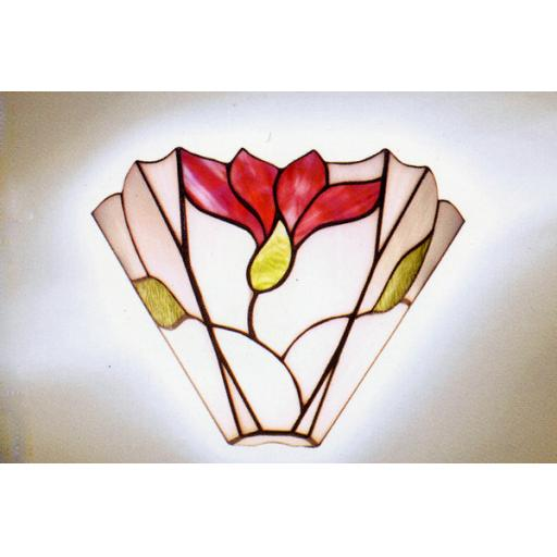Botanica Wall Light - Interiors 1900 Tiffany Light