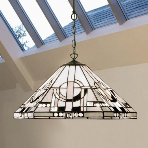 Metropolitan Pendant - Interiors 1900 Tiffany Lighting
