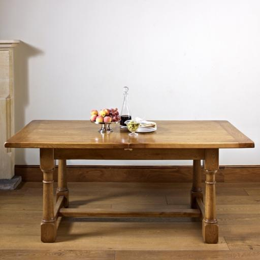 Chatsworth Extending Dining Table CT2873 - Old Charm Furniture