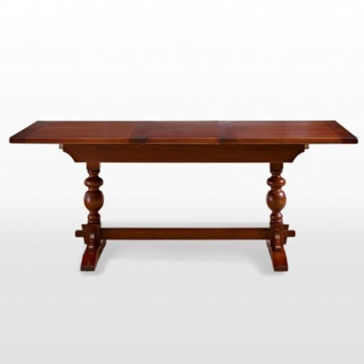 OC2801 6ft Lambourn Dining Table - Old Charm Furniture - Wood Bros