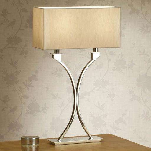 Vienna Table Lamp - MC1TBS - New Classics Interiors 1900 Lighting