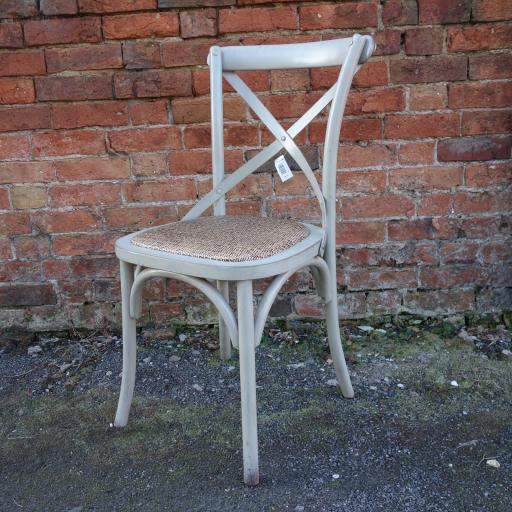 Hamshire X Back Chairs (Only one left!) Showroom Clearance