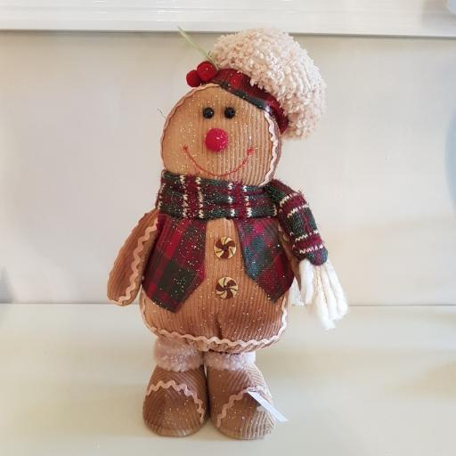 Gingerbread Man Small 54286 - Enchante