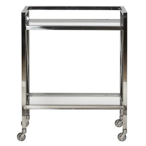 Manhattan Drinks Trolley - Neptune Home Furniture