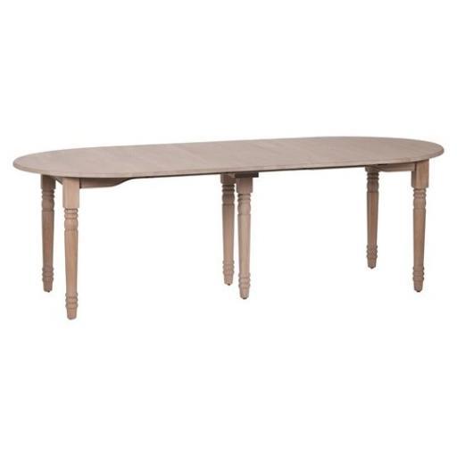 Sheldrake Oval Extending Table 4-10 Seater - Neptune Furniture