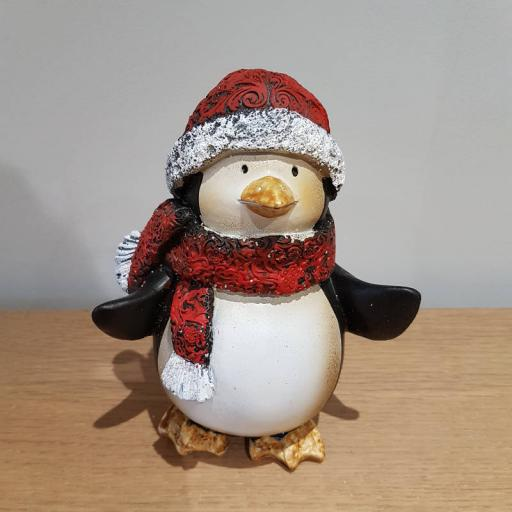 Penguin Standing Brianna 22290 - Flame