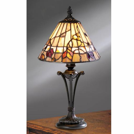Bernwood Small Table Lamp - Interiors 1900 Tiffany Light