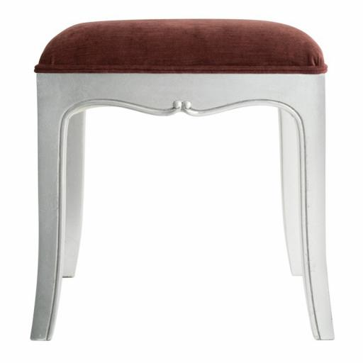 Sophia Dressing Stool - Winsor Furniture WB9WS