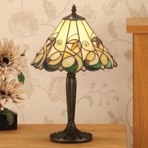 Jamelia Medium Table Lamp - Interiors 1900 Tiffany Lighting