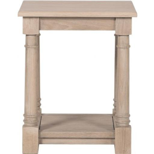 Edinburgh Square Side Table - Neptune Furniture