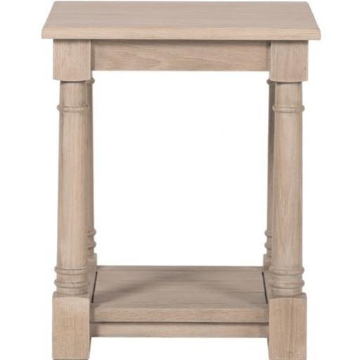 Edinburgh Square Side Table - Neptune Furniture