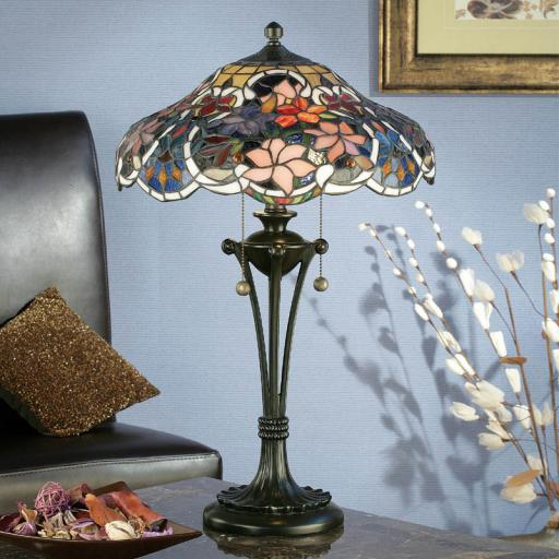 Sullivan Table Lamp - Interiors 1900 Tiffany lighting