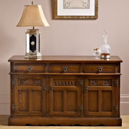 OC2145 Sideboard - Old Charm Furniture - Wood Bros