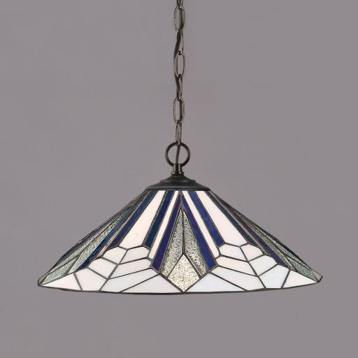 Astoria Large Pendant - Interiors 1900 Tiffany Lighting
