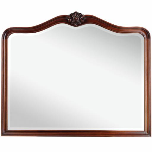 Olivia Wall Mirror - Winsor Furniture WB12GB