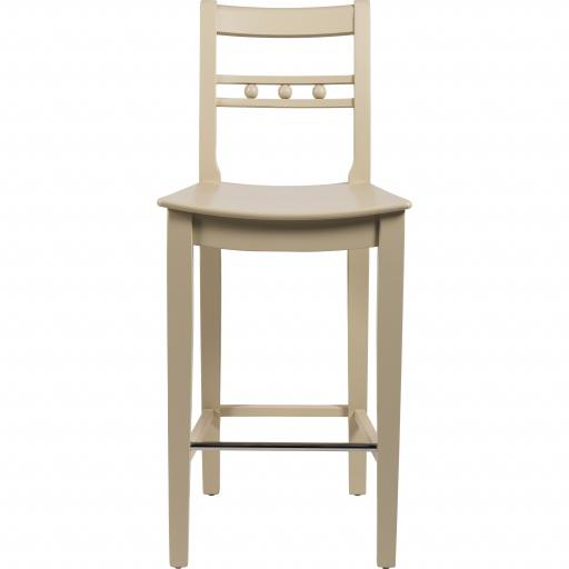 Suffolk High Back Bar Stool - Neptune Furniture