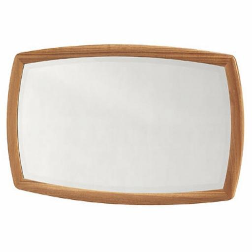 Nathan Furniture 5864 Shaped Wall Mirror - Nathan Shades Furniture