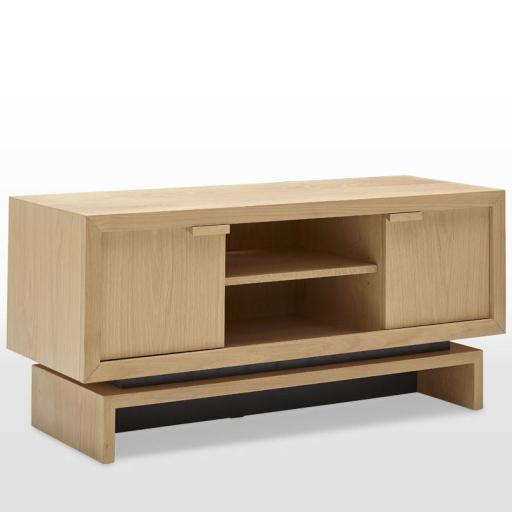 Entertainment Unit SK5507 - Oskar Collection - Wood Bros Furniture