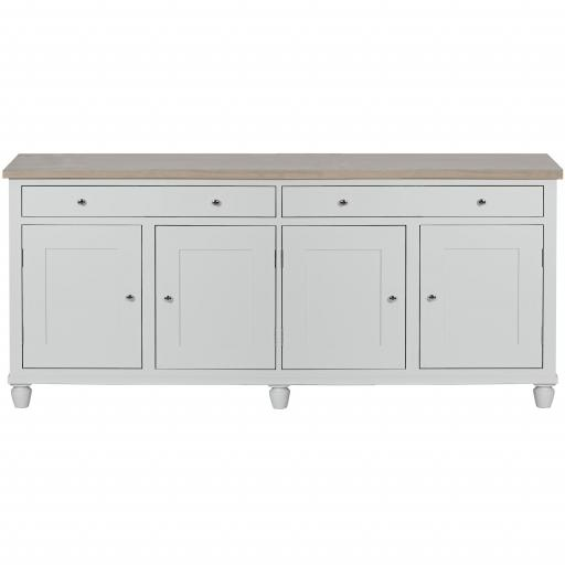 Suffolk 6ft Sideboard - Neptune Furniture
