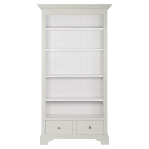 Chichester Full Height Bookcase - Neptune Furniture