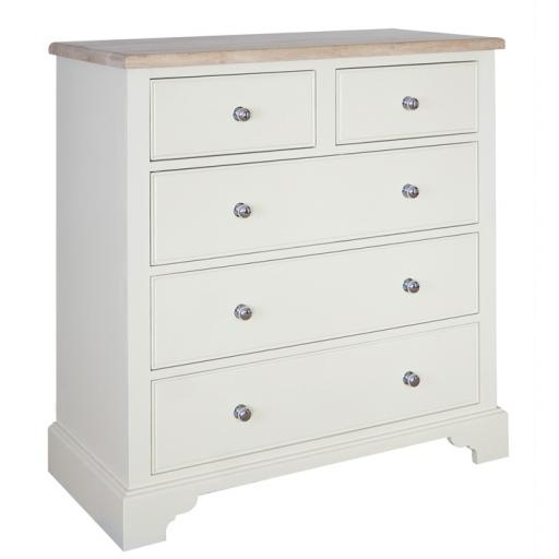 Chichester Tall Chest of Drawers - Neptune Bedroom Furniture