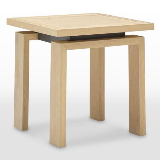 Lamp Table SK5505 - Oskar Collection - Wood Bros Furniture