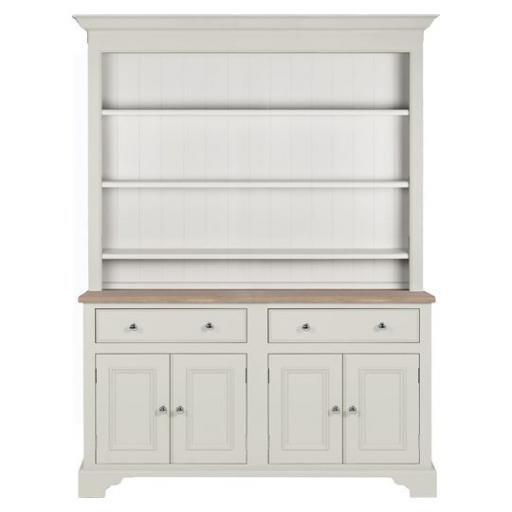 Chichester 5ft Open Rack Dresser - Neptune Furniture