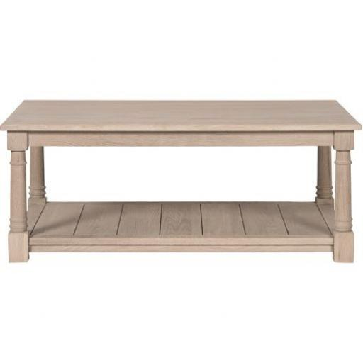 Edinburgh Coffee Table, Small - Neptune Furniture