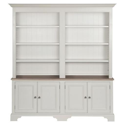 Chichester 6ft Bookcase - Neptune Furniture