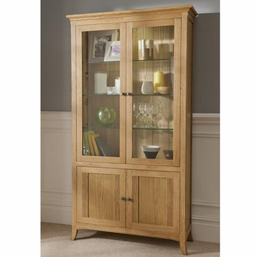 Toledo Display Cabinet - Winsor Furniture WT4
