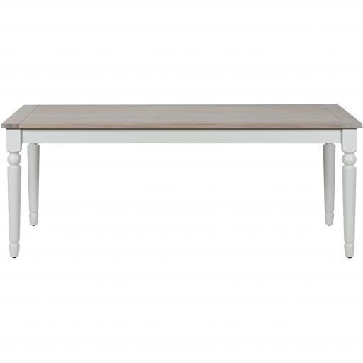 Suffolk 6 Seater Rectangular Dining Table - Neptune Furniture