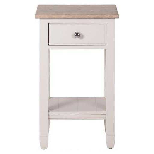 Chichester Open Bedside Cabinet - Neptune Bedroom Furniture