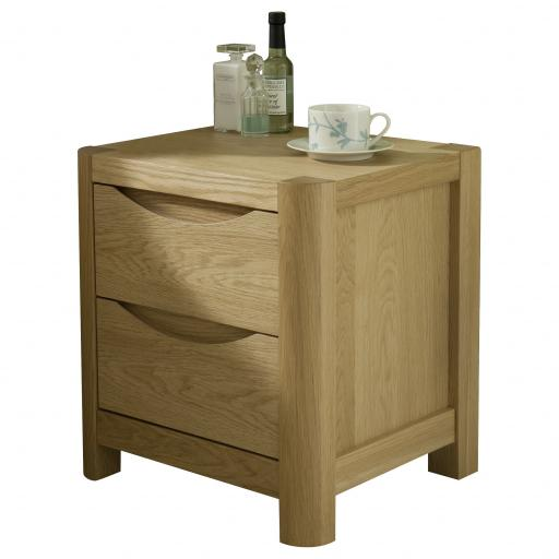 Stockholm Bedside Cabinet - Winsor Bedroom Furniture WN20