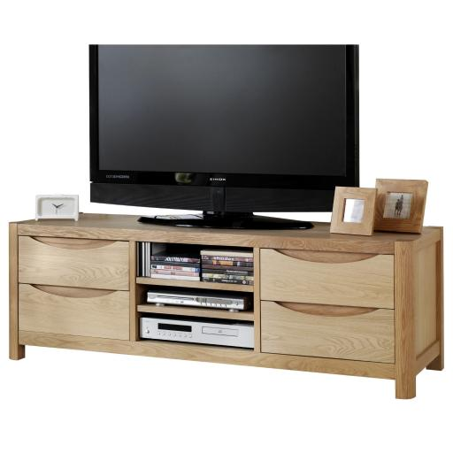Stockholm 4 Drawer TV Cabinet - Winsor Furniture WN209