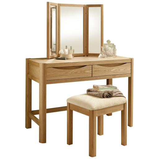 Stockholm Dressing Table - Winsor Bedroom Furniture WN25