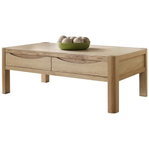 Stockholm 2 Drawer Coffee Table - Winsor Furniture WN204