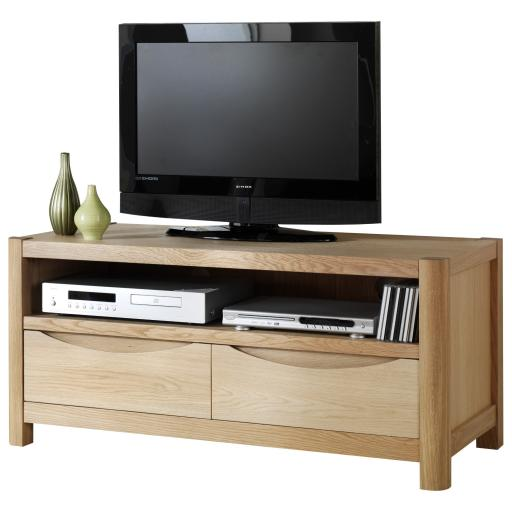Stockholm 2 Drawer TV Cabinet - Winsor Furniture WN208