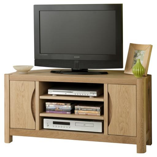 Stockholm Corner TV Cabinet - Winsor Furniture WN207