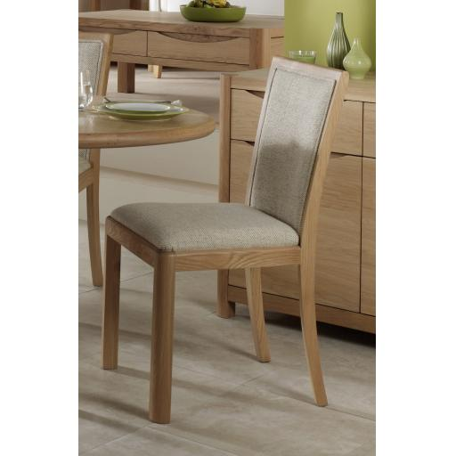 Stockholm Upholstered Chair - Winsor Furniture WN216F/WN216FG/WN216LT