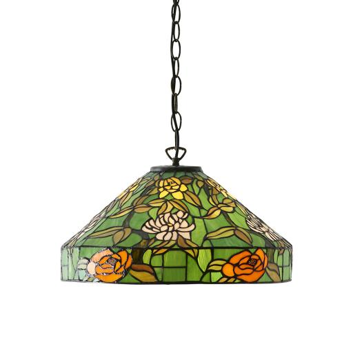 Agapantha Medium Pendant - 74527 - Interiors 1900 Tiffany Lighting
